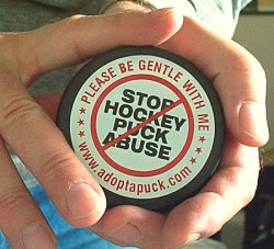 Hold Your Puck!
